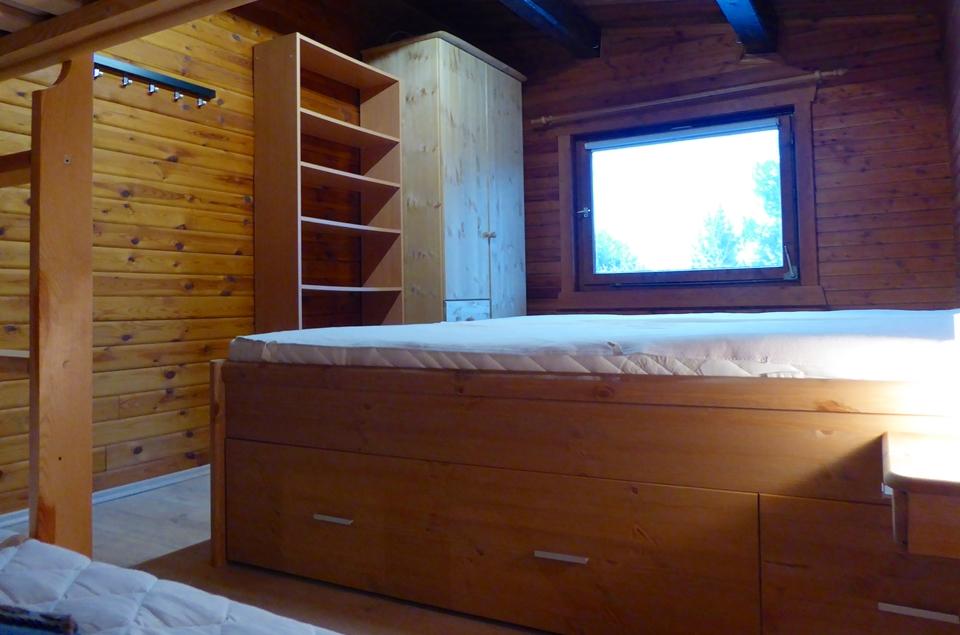 Renovierung Schlafzimmer - Neues - Ferienhaus \
